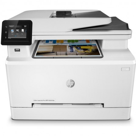 Imprimante Multifonction HP M281FDW Color Laserjet Pro (T6B82A)