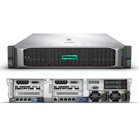 Serveur HP ProLiant DL385 Gen10 | 64Mo Rack 2U 878722-B21