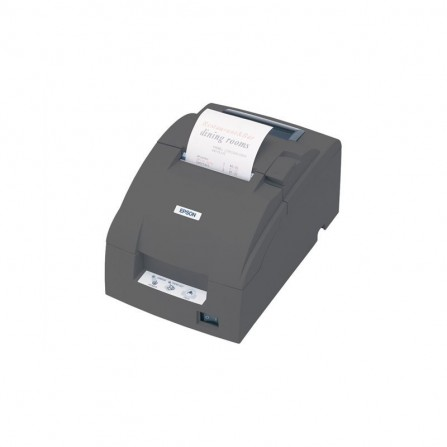 Imprimante matricielle EPSON TM U220B ethernet noir