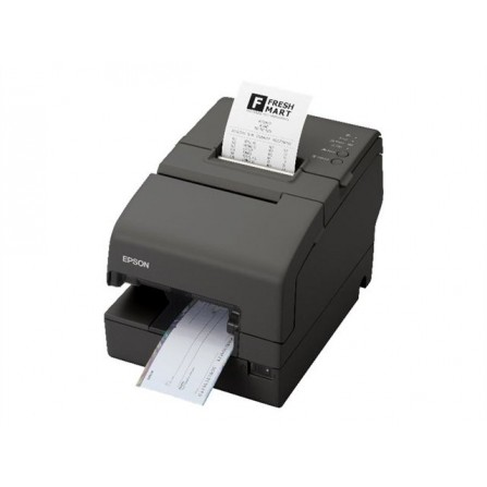 Imprimante point de vente EPSON TM H6000IV Powered USB (UB-U06) Noir