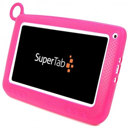 "Tablette SUPERTAB K7 Kids 7"" Wifi - Rose"