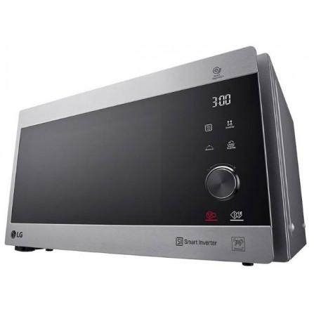Four micro-onde LG 1350 Watt 42L - Gris (MH8265CIS)