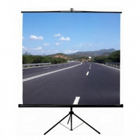 Ecran de projection Trépied Screen Oray 180 x 180 cm