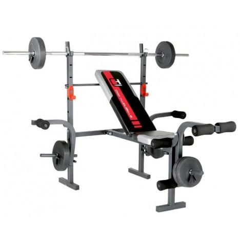 Prix Banc De Musculation Multifonction Hammer Bermuda 45042 Tunisie