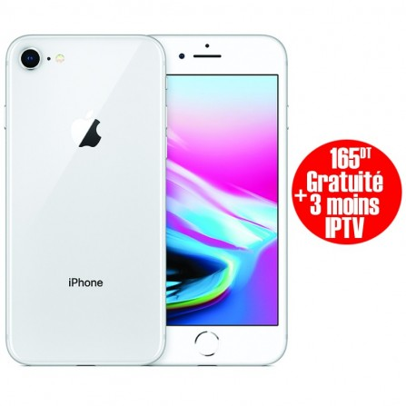 Apple iPhone 8 64Go - silver