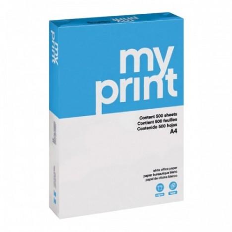 Ramette papier My Print - A4 - 70Gr - 500 Feuilles