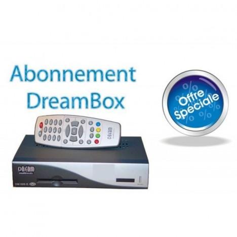 Abonnement DreamBox 1 an