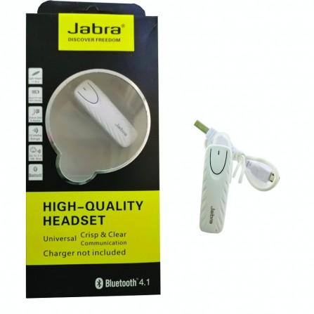 kit Bluetooth oreillette Jabra Blanc