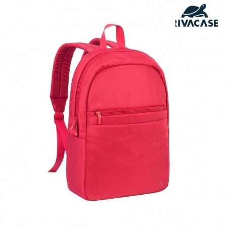 """Sac à dos Rivacase 8065 pour pc portable 15.6"""" rouge"""