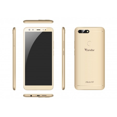 Smartphone Condor ALLURE M2 Gold