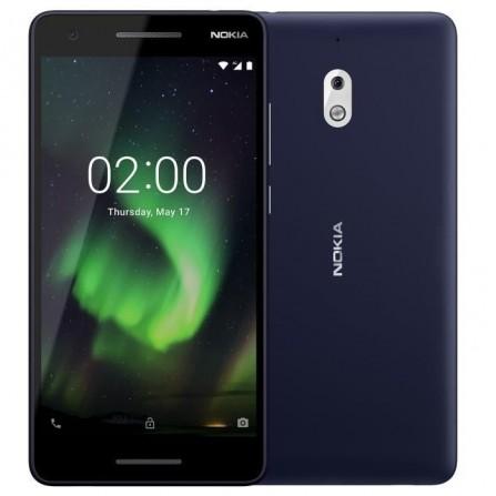 Téléphone Portable Nokia 3 / Bleu copper + Gratuité 55Dt
