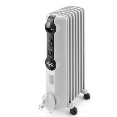 Radiateur bain d'huile Delonghi 7 Eléments 1500 Watt - Blanc (TRRS0715)