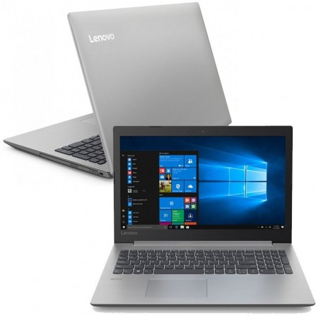 PC Portable LENOVO IP330-15IKB i3 7è Gén - 4Go - 1To - Silver (81DE00YHFG)