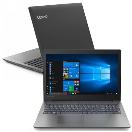 PC Portable LENOVO IP330-15IKB i3 7è Gén - 4Go - 1To - Noir (81DE00YEFG)