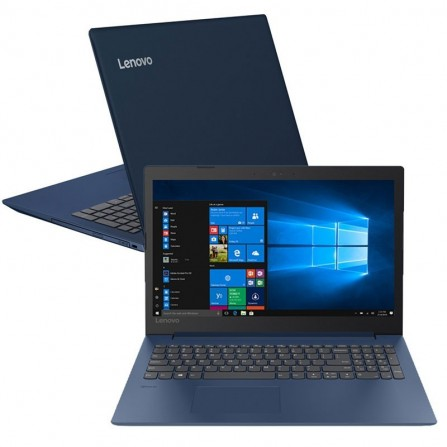 PC Portable LENOVO IP330-15IKB i3 7è Gén - 4Go - 1To - Bleu (81DE00YVFG)