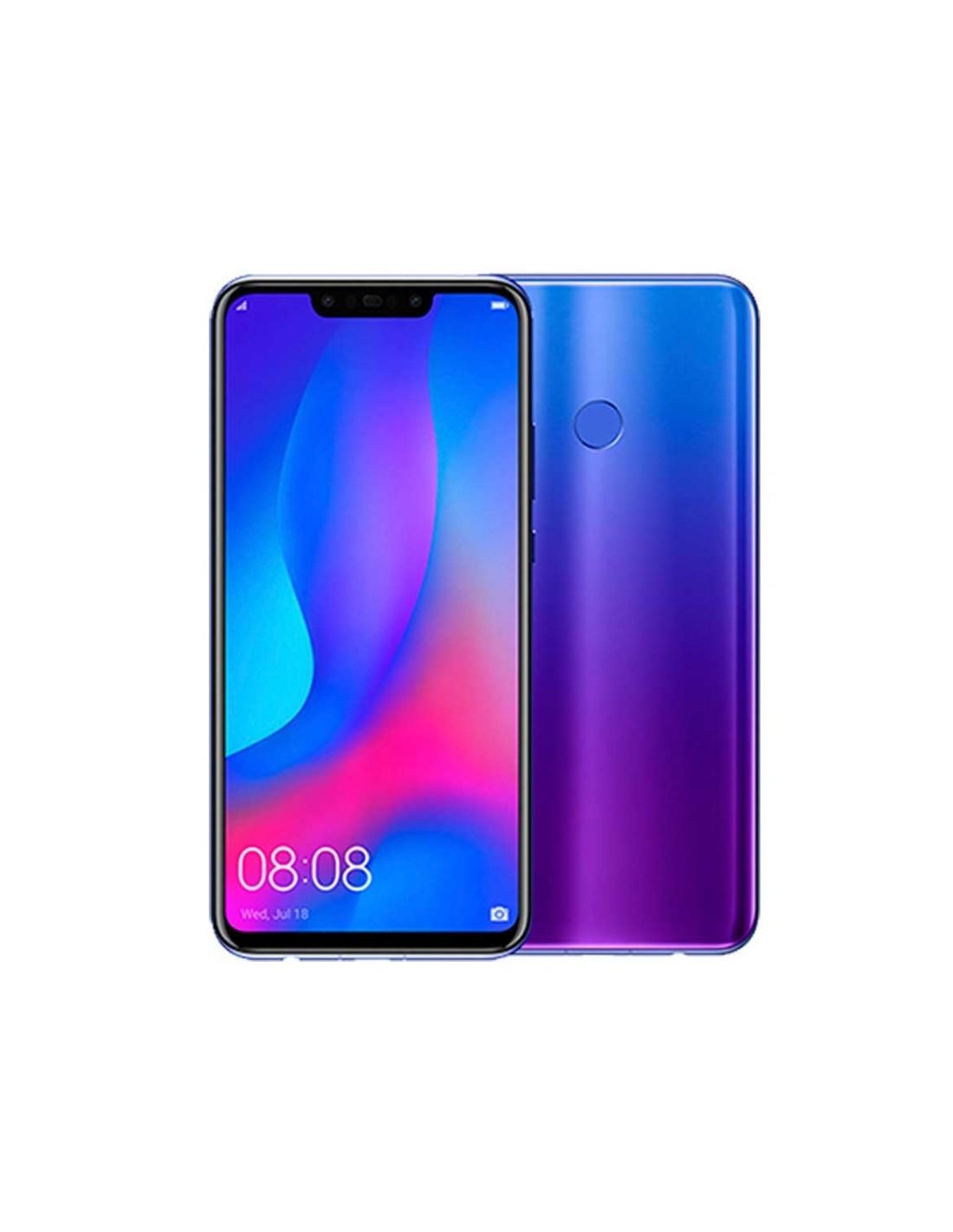 Prix Huawei Y9 2019 Hu Y9 Purple Violet Tunisie Technopro