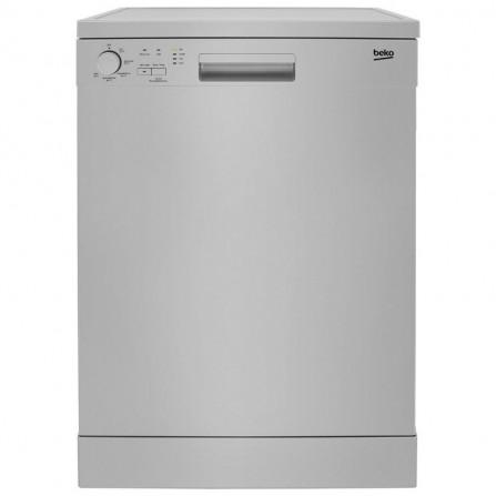 Lave vaisselle BEKO 13 couverts Silver (DFN05311S)