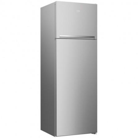 Réfrigérateur 2 portes BEKO 360L / inox