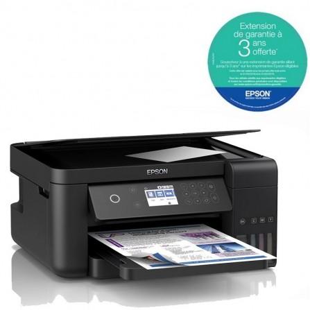 Imprimante EPSON ECOTANK ITS L6160 Jet d'Encre 3en1 Couleur Wifi
