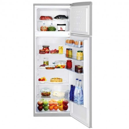 Réfrigérateur NewStar Defrost 236L - Silver (REFD3000S)