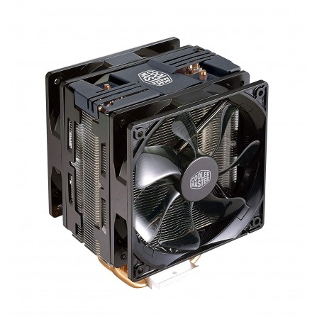 Turbo Ventilateurs Black cover  212 LED cooler master