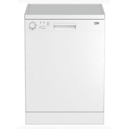 Lave vaisselle BEKO 13 Couverts Blanc (DFN05310W)