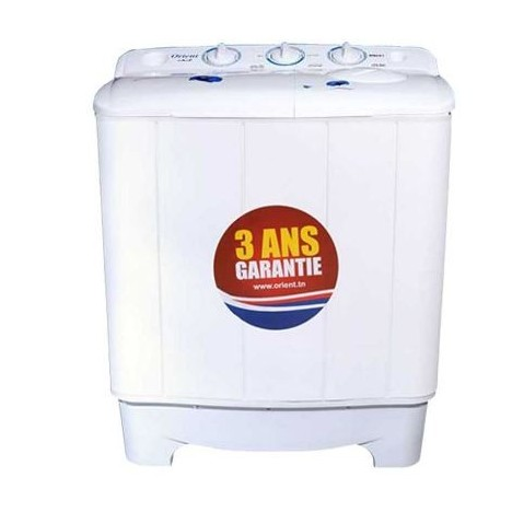Orient machine à laver semi automatique 9kg  XPB 2-9-1