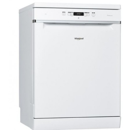 Lave Vaisselle WHIRLPOOL Blanc-8 Programmes (WFC3C26P)