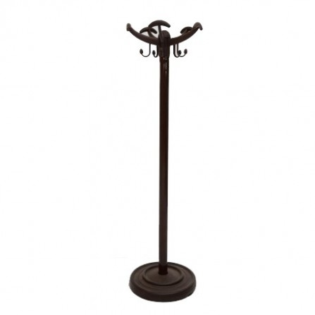 Porte Manteau Torof métal Noir