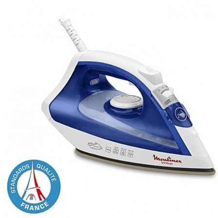 Fer à Repasser Vapeur MOULINEX IM1735E0 2000W - Bleu