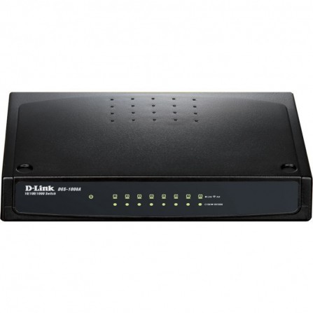 Switch D-Link 8 ports Gigabit 10/100/1000Base-T