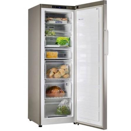 Congélateur armoire vertical Candy 390L - Blanc (CCUN6172XH)