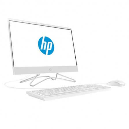 Pc de Bureau ALL IN ONE HP 22-c0000nk I3 8é Gén 4Go 1To Blanc (4DF19EA)