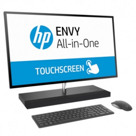 PC de Bureau HP ENVY All-in-One - 27-b200nk i7 8è Gén 8Go 1To +256 SSD (4GY54EA)