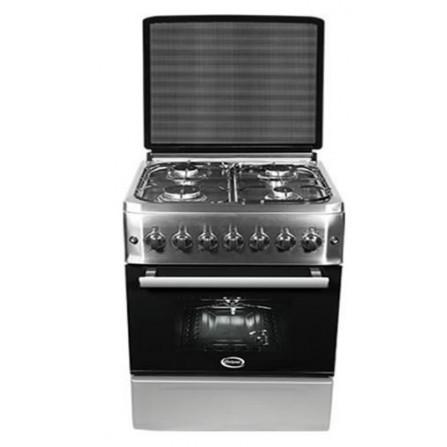 Cuisinière à gaz Orient 4 feux 60cm - Inox (OC-60-60TTI)