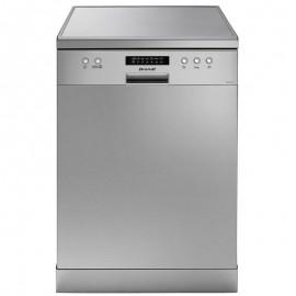 Lave Vaisselle BRANDT 13 Couverts Inox (DFH13217X)