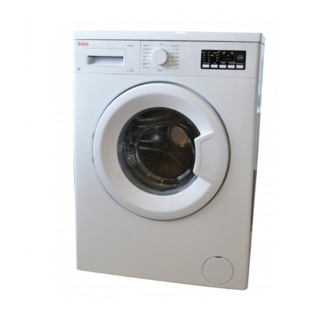 Machine à laver automatique Saba 6KG - Blanc (FS610BL)