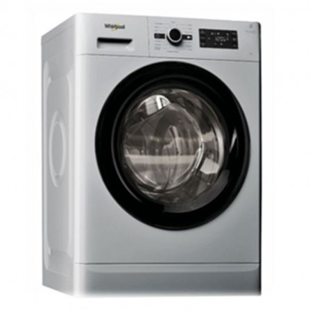 Machine à laver frontale Whirlpool 7kg - Silver ( FWG71253SB NA)