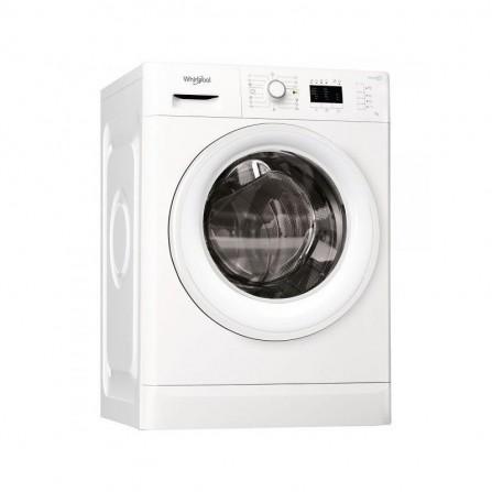Machine à laver automatique Whirlpool 6kg - Blanc (FWL61052W )