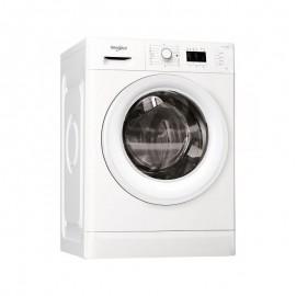 Machine à Laver Automatique WHIRLPOOL - 6 kg - Blanc (FWL61052W NA)