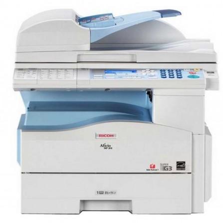 Photocopieur RICOH MP 201SPF Monochrome Réseau + Toner