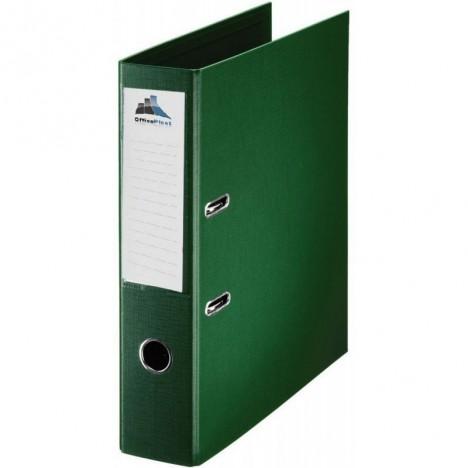 Classeur à levier OfficePlast PLASTIPAP Dos 75mm A4 - Vert