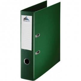 Classeur à Levier OFFICEPLAST PVC/CART DOS 75 / Vert