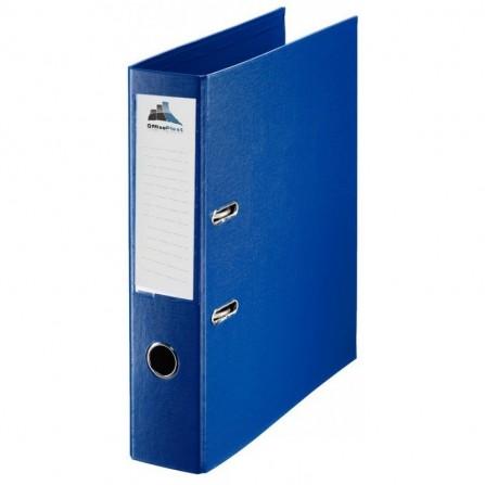 Classeur à levier OfficePlast PLASTIPAP Dos 75mm A4 -bleu