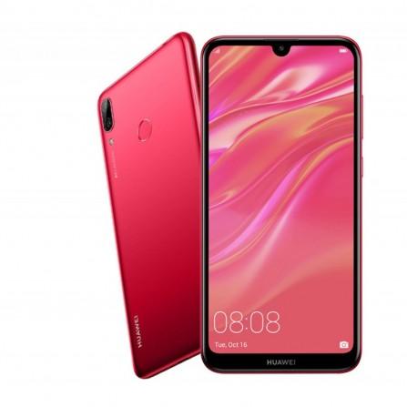 Smartphone HUAWEI Y7 Prime 2019 4G Rouge