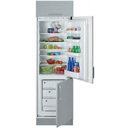 Réfrigérateur combiné intégrable Hoover 260L - Silver (TEKACI340)