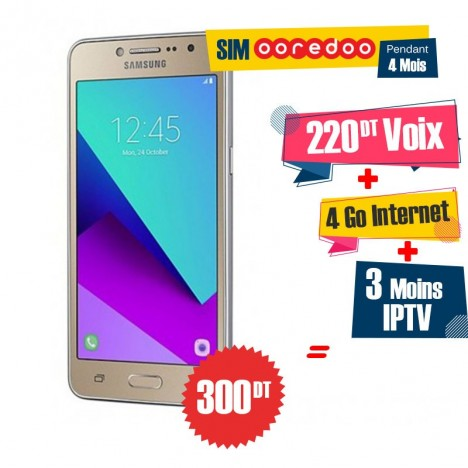 Prix Telephone Portable Samsung Galaxy Grand Prime Plus 4g