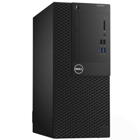 PC de Bureau DELL OptiPlex 3060MT - i3 8è Gén - 8 Go - 500 Go -3Y