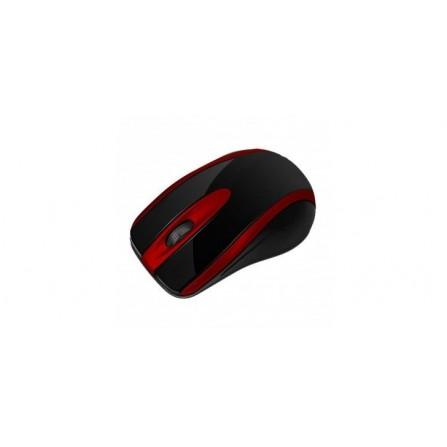 Souris optique USB macro m555 /noir & rouge