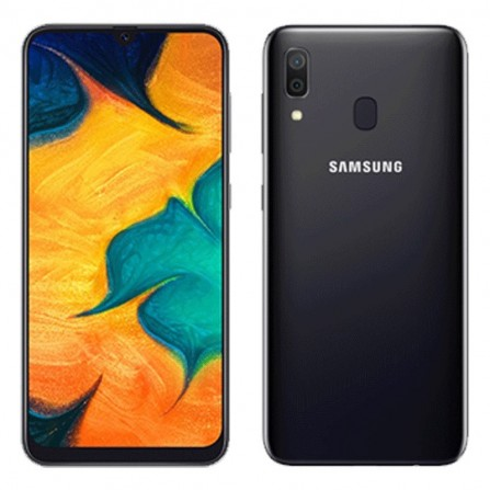 Smartphone SAMSUNG Galaxy A30 Noir (SM-A305)
